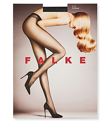 FALKE Falke Cosmic 20 denier tights (3103+bl./silver