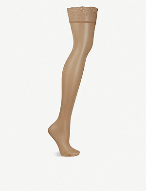 FALKE Siedenglatt 15 denier stockings