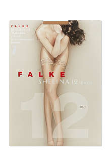 FALKE Shelina 12 toeless stay-ups