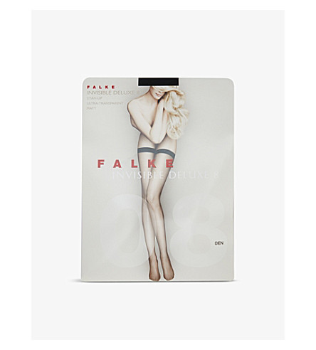 FALKE Invisible Deluxe 8 tights (3009+black
