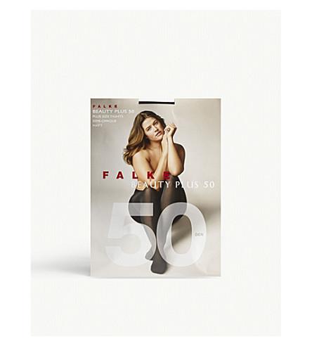FALKE Beauty plus 50 tights (Black