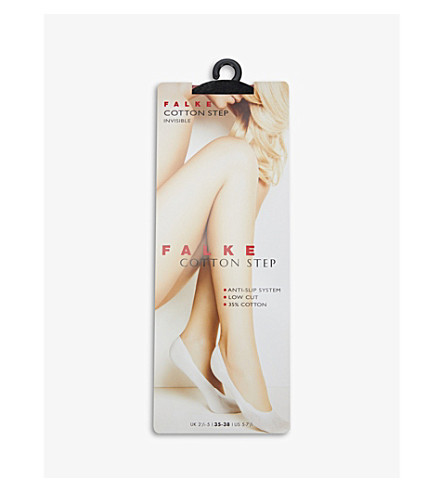 FALKE Cotton Step socks (Black