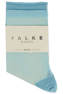 FALKE Delicate Sheen socks