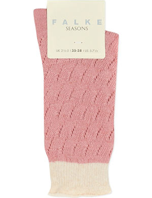 FALKE Seasons knitted socks