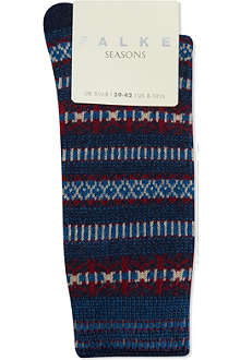 FALKE Norwegian socks