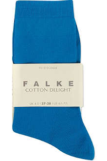 FALKE Cotton Delight socks