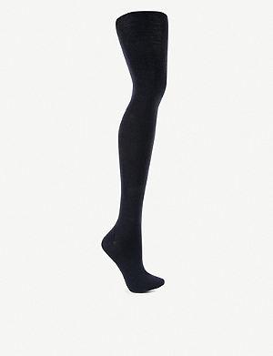 FALKE Soft Merino wool-blend tights