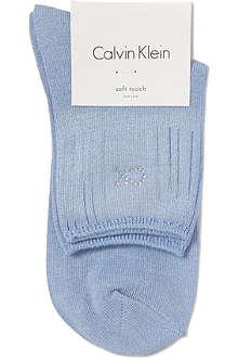 CALVIN KLEIN Crystal Soft Touch socks