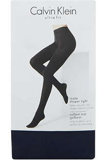 CALVIN KLEIN Matte 80 denier opaque tights