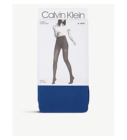 538bd68141106 CALVIN KLEIN - Ultrafit opaque tights   Selfridges.com