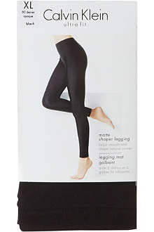 CALVIN KLEIN Ultra-fit leggings
