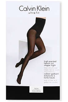 CALVIN KLEIN Ultra Fit French-cut 30 denier tights