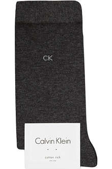 CALVIN KLEIN Cotton socks