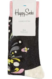HAPPY SOCKS Kurbits print socks