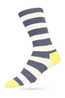 HAPPY SOCKS Striped over-the-knee socks