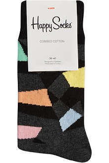 HAPPY SOCKS Random colour cotton socks