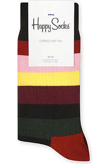 HAPPY SOCKS Striped socks