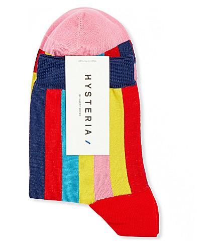 HYSTERIA Mira ankle socks (Multi