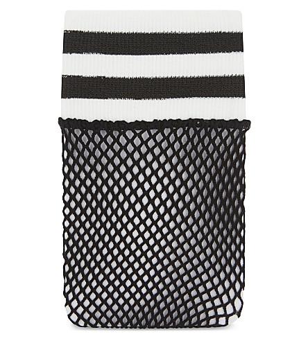 FREE PEOPLE Riot Sport fishnet sock (Black