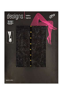 GIPSY Dotted seam tights