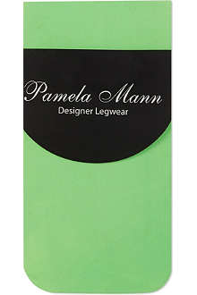 PAMELA MANN 50 denier ankle socks