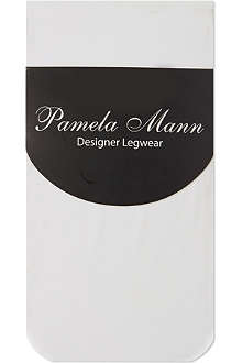 PAMELA MANN 80 denier ankle socks