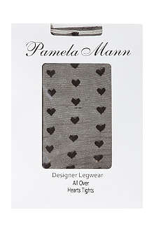 PAMELA MANN Heart tights