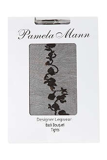 PAMELA MANN Bouquet back tights