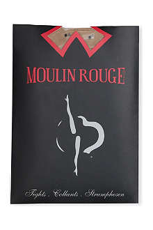 PAMELA MANN Moulin Rouge plumetis dot tights