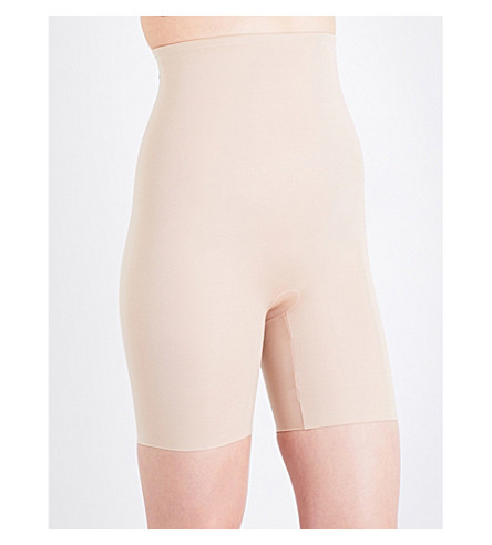 SPANX Power Conceal-Her shorts (Natural+glam
