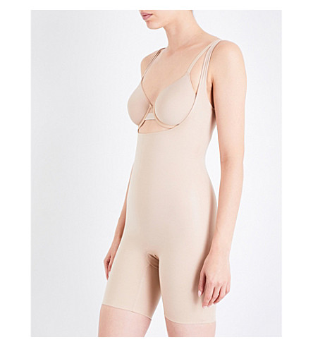 SPANX Power Conceal-Her open-bust body (Natural+glam