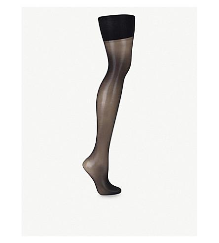 Leg negras cintura Luxe medias alta transparentes SPANX muy de 5Xzwvqwn8