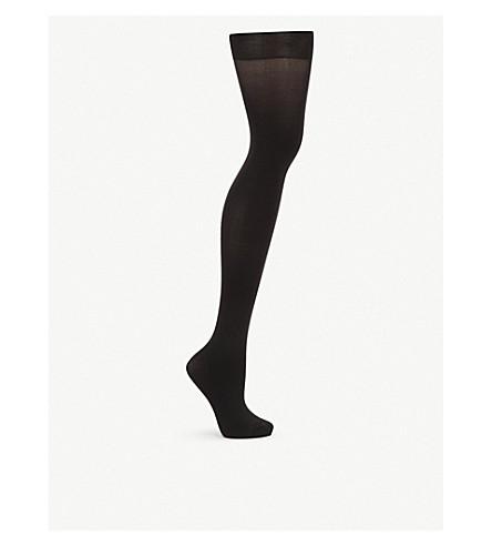 SPANX 豪华腿60旦紧身裤 (非常 + 黑色