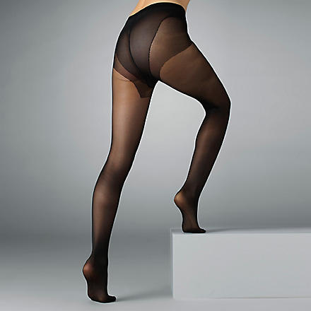 LA PERLA Perfect contour 30 denier tights (Black
