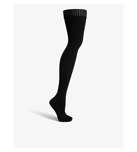WOLFORD Fatal 50 seamless tights (Black