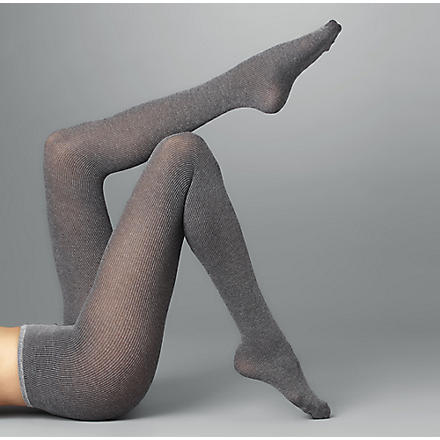 WOLFORD Winter soft logic tights (Black