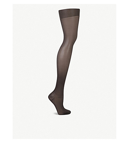 WOLFORD Shape and control 30 tights Nearly black Outlet For Sale Outlet Manchester Sale For Nice saxX7K7