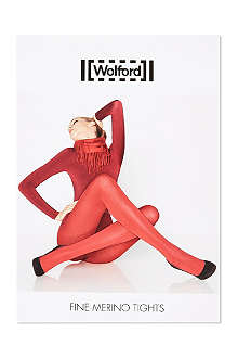 WOLFORD Fine Merino tights