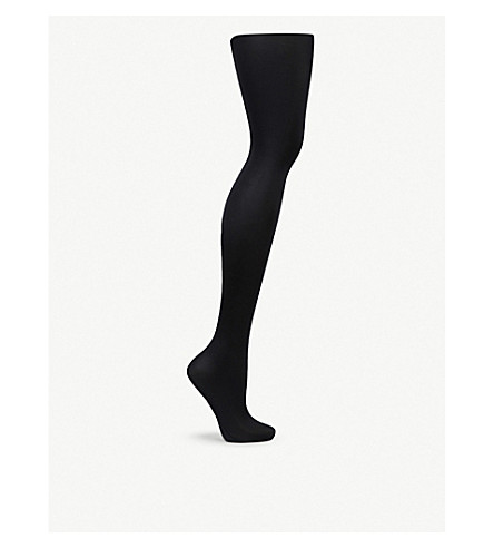 WOLFORD Satin de luxe 50 tights (Black
