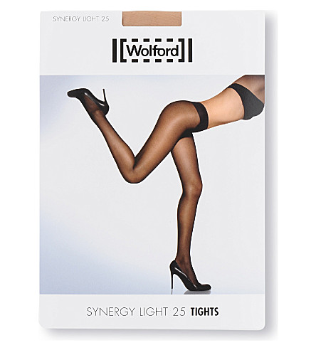 WOLFORD Synergy light 25 tights (Cosmetic