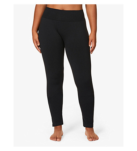 WOLFORD Perfect Fit jersey leggings (Black