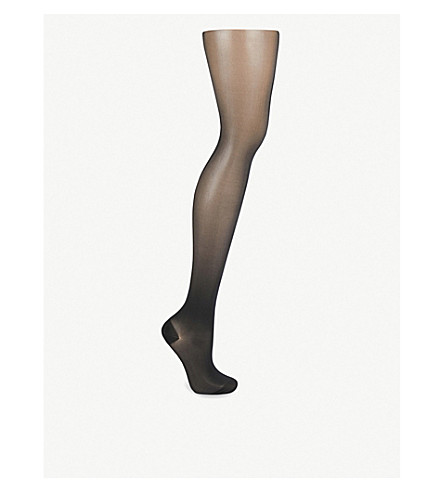 WOLFORD Pure 30 Complete Support tights (Black
