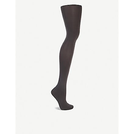 WOLFORD Velvet de luxe 66 tights (Anthracite