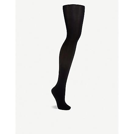 WOLFORD Velvet de luxe 66 tights (Black