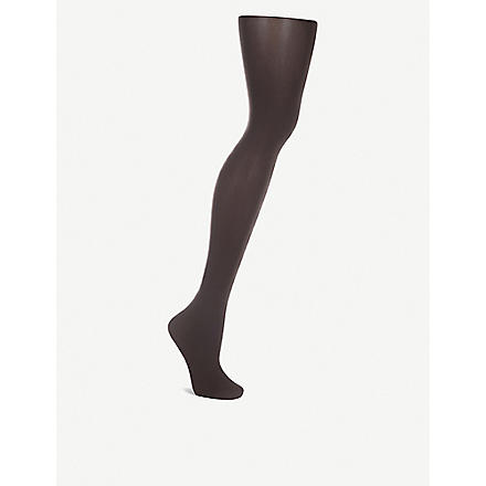 WOLFORD Velvet de luxe 66 tights (Mocca
