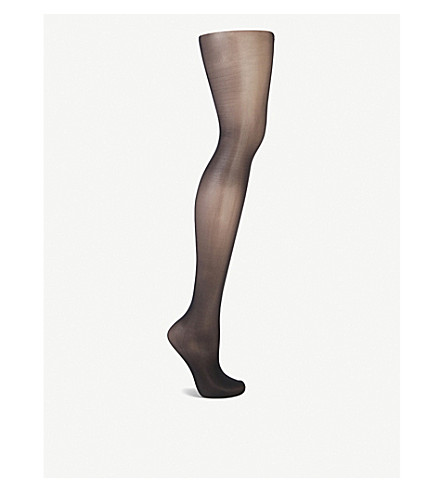 WOLFORD Individual 10 tights (Black