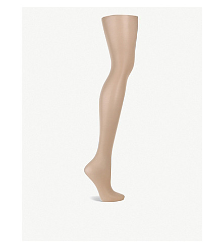 WOLFORD Individual 10 nylon-blend tights (Cosmetic