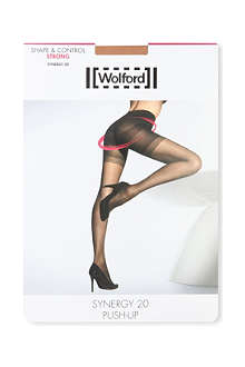 WOLFORD Synergy push-up tights