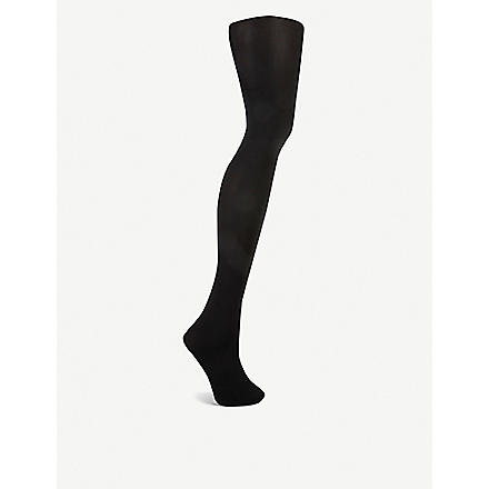 WOLFORD Matt Opaque 80 tights (Black
