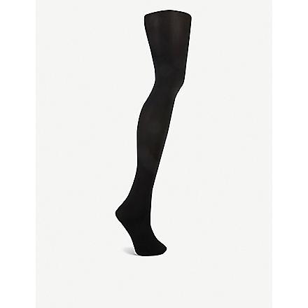 WOLFORD Matt Opaque 80 tights (Black
